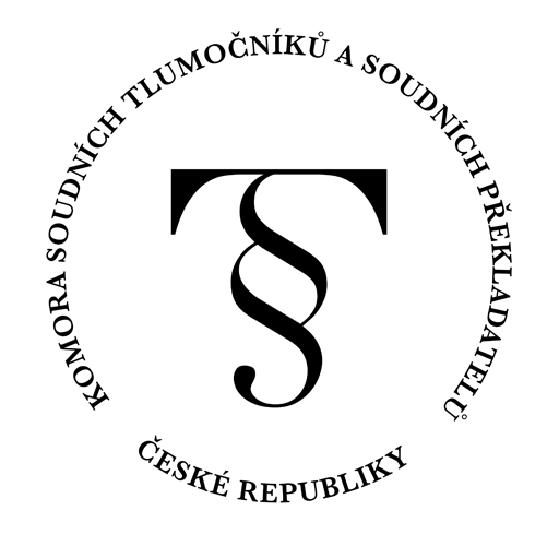 The Chamber of Court Appointed Interpreters and Translators of the Czech Republic
